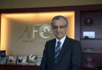 ประธาน AFC ตอบรับเข้าร่วมพิธีเปิดที่ทำการสมาคมฯ
