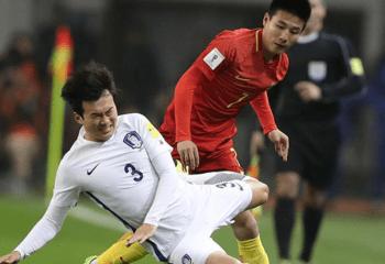 จีน vs เกาหลีใต้