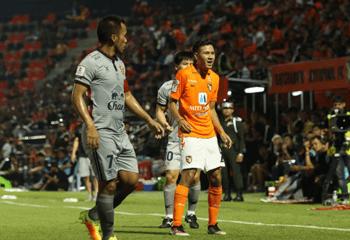 ราชบุรี มิตรผล เอฟซี 1-0 บีอีซี เทโรศาสน