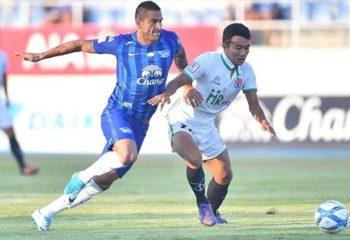 ชลบุรี เอฟซี 0-0 ราชนาวี เอฟซี