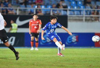 ไฮไลท์ฟุตบอล ชลบุรี เอฟซี 3-1 เชียงราย ยูไนเต็ด