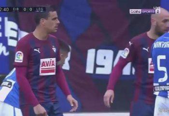 ไฮไลท์ฟุตบอล เออิบาร์ 2-0 เลกาเนส