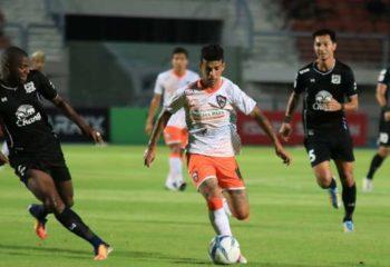 ไฮไลท์ฟุตบอล สุพรรณบุรี เอฟซี 1-2 เชียงรายยูไนเต็ด