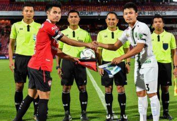 ไฮไลท์ฟุตบอล เมืองทอง ยูไนเต็ด 3-0 เมืองเลย ยูไนเต็ด