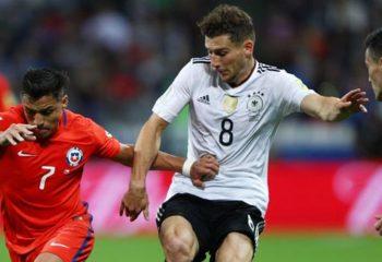 ไฮไลท์ฟุตบอล เยอรมนี 1-1 ชิลี