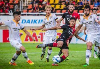 ไฮไลท์ฟุตบอล แบงค็อก ยูไนเต็ด 3-2 อุบล ยูเอ็มที ยูไนเต็ด