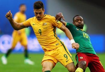 ไฮไลท์ฟุตบอล แคเมอรูน 1-1 ออสเตรเลีย