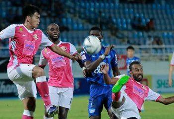 ไฮไลท์ฟุตบอล ชลบุรี เอฟซี 1-0 ศรีสะเกษ เอฟซี