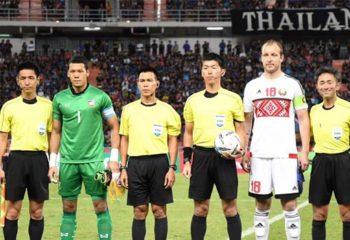 ไฮไลท์ฟุตบอล ทีมชาติไทย 0-0 เบลารุส