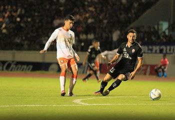ไฮไลท์ฟุตบอล ราชนาวี เอฟซี 2-0 เชียงราย ยูไนเต็ด