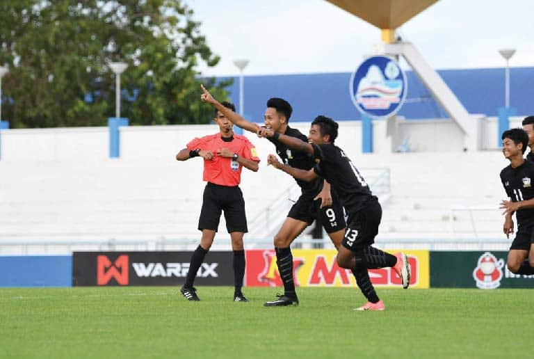 ทีมชาติไทย U15