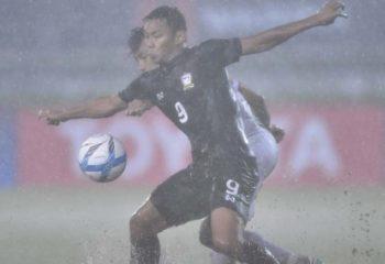 ช้างศึก U23 เสมอ อินโดนีเซีย U23 0-0 ได้อันดับ 2 กลุ่มชิงแชมป์เอเชียรอบคัดเลือก