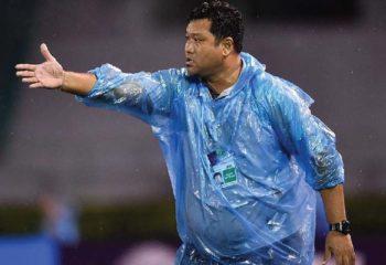 AFC U – 23 : แถลงข่าวหลังจบเกม ไทย เสมอ อินโดนีเซีย 0-0