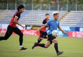 """ไร้พ่าย 100% """"โลมาจูเนียร์"""" U17 และ U19 ผลงานยังน่าพอใจต่อเนื่อง"""