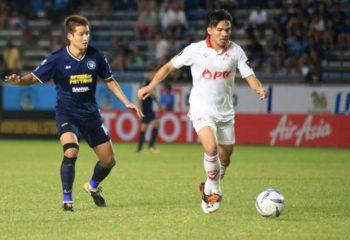 ไฮไลท์ฟุตบอล พัทยา ยูไนเต็ด 0-1 ปตท.ระยอง
