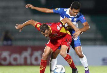 ไฮไลท์ฟุตบอล อาร์มี่ ยูไนเต็ด 2-0 เชียงใหม่ เอฟซี