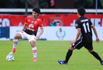 ไฮไลท์ฟุตบอล โปลิศ เทโร เอฟซี 0-0 ราชนาวี เอฟซี