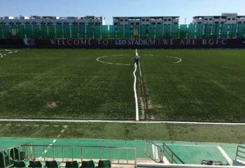 บีจี ยัน ซีซั่นหน้า สนามลีโอฯ คุณภาพหญ้าจริงเทียบชั้นญี่ปุ่น