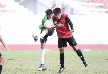 'บีจีหนุ่ม' พ่าย ธัญบุรี 1-2
