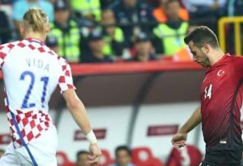 ไฮไลท์ฟุตบอล ตุรกี 1-0 โครเอเชีย