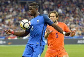 ไฮไลท์ฟุตบอล ฝรั่งเศส 4-0 เนเธอร์แลนด์