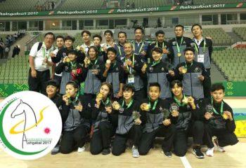 ฟุตซอลหญิง ทีมชาติไทย สร้างประวัติศาสตร์ ล้มญี่ปุ่น คว้าแชมป์เอเชี่ยนอินดอร์สมัยแรก