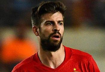 """""""ปิเก้"""" บอกว่าเขาภูมิใจมากๆที่ได้เล่นให้กับทีมชาติสเปนเสมอ"""