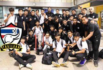 ช้างศึก ยู-18 ชุดแชมป์อาเซียน เดินทางถึงไทยแล้ว, ปาลาซิโอส เชื่อนักเตะเข้าใจเกมมากขึ้น