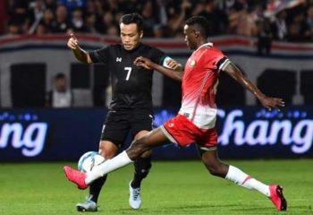 ไฮไลท์ฟุตบอล ทีมชาติไทย 1-0 ทีมชาติเคนย่า