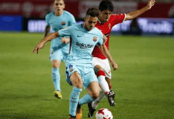 ไฮไลท์ฟุตบอล เรอัล มูร์เซีย 0-3 บาร์เซโลน่า