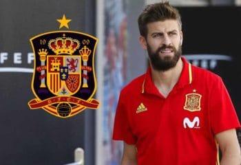 ปิเก้ ลั่นจะไม่ยอมให้แฟนบอลมาทำให้ตนต้องถูกขับไล่จากทีมชาติสเปน