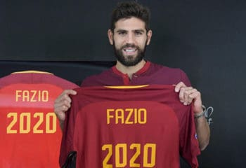 ผลงานดี หมาป่ากรุงโรม โอเคจับ ฟาซิโอ้ ต่อสัญญา จนถึงปี 2020