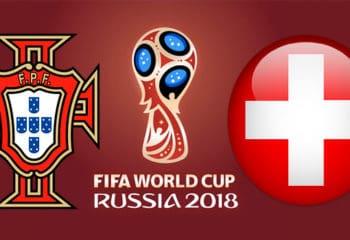 วิเคราะห์บอลคืนนี้ SBOBET ฟุตบอลโลก 2018 โปรตุเกส – สวิตเซอร์แลนด์