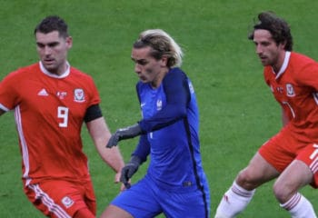 ไฮไลท์ฟุตบอล ฝรั่งเศส 2-0 เวลส์