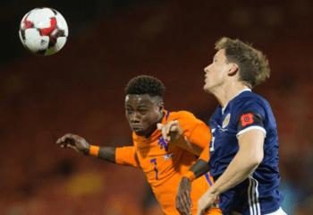 ไฮไลท์ฟุตบอล สกอตแลนด์ 0-1 เนเธอร์แลนด์