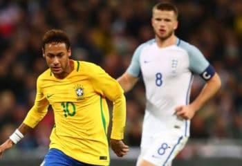 ไฮไลท์ฟุตบอล อังกฤษ 0-0 บราซิล