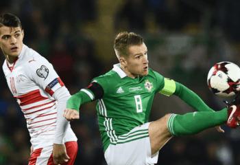 ไฮไลท์ฟุตบอล ไอร์แลนด์เหนือ 0-1 สวิตเซอร์แลนด์