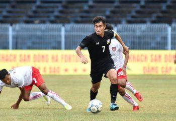 ได้แค่ที่สี่! ทีมชาติไทย U21 พ่าย เมียนมา 2-4 นัดส่งท้าย ทันห์เนียน คัพ
