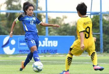 """ฟุตบอลหญิงไทยเตรียมจัดลีกเยาวชนควบคู่อาชีพ """"นวลพรรณ"""" เชื่อเป็นการยกระดับ"""