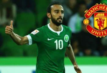 """เตรียมบอลโลก! ซาอุดิอาระเบียส่ง """"โมฮัมหมัด อัล-ซาห์ลาวี"""" ฝึกกับผีแดง 3 สัปดาห์"""