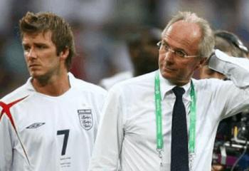 อีริกสัน หยัน อังกฤษ ไม่มีวันคว้าแชมป์ฟุตบอลโลก