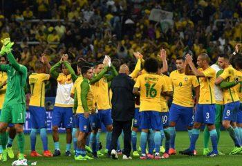 """บราซิลเรียก 3 แข้งหน้าใหม่ติดธง – สตาร์ดังยังเพียบแม้ขาดชื่อ """"เนย์มาร์"""""""