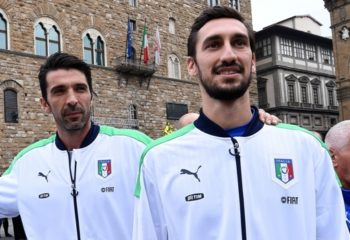 ทำเพื่อเพื่อน! บุฟฟอนแจงเหตุผลหวนติดทีมชาติอิตาลี หวังเป็นเกียรติแก่อัสโตรี